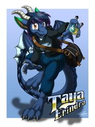 Taya badge