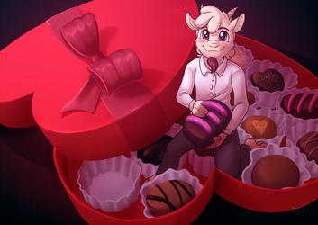 Chocolate incoming
