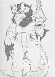 FWA Take HOME - Darius cosplay Cid