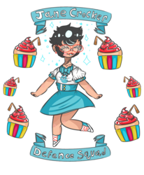 Protect This Cupcake Princess