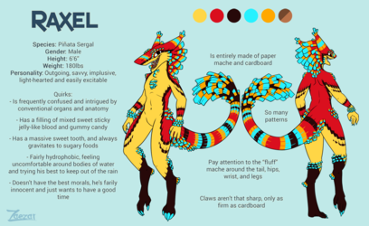Raxel Reference