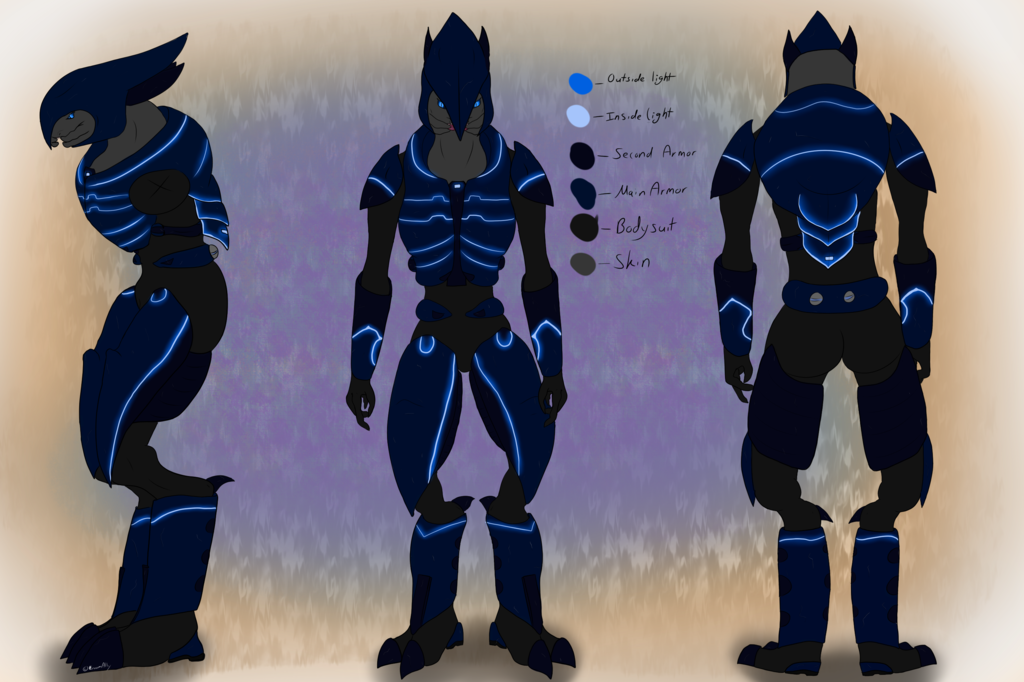 Maci Durramee Armour Reference