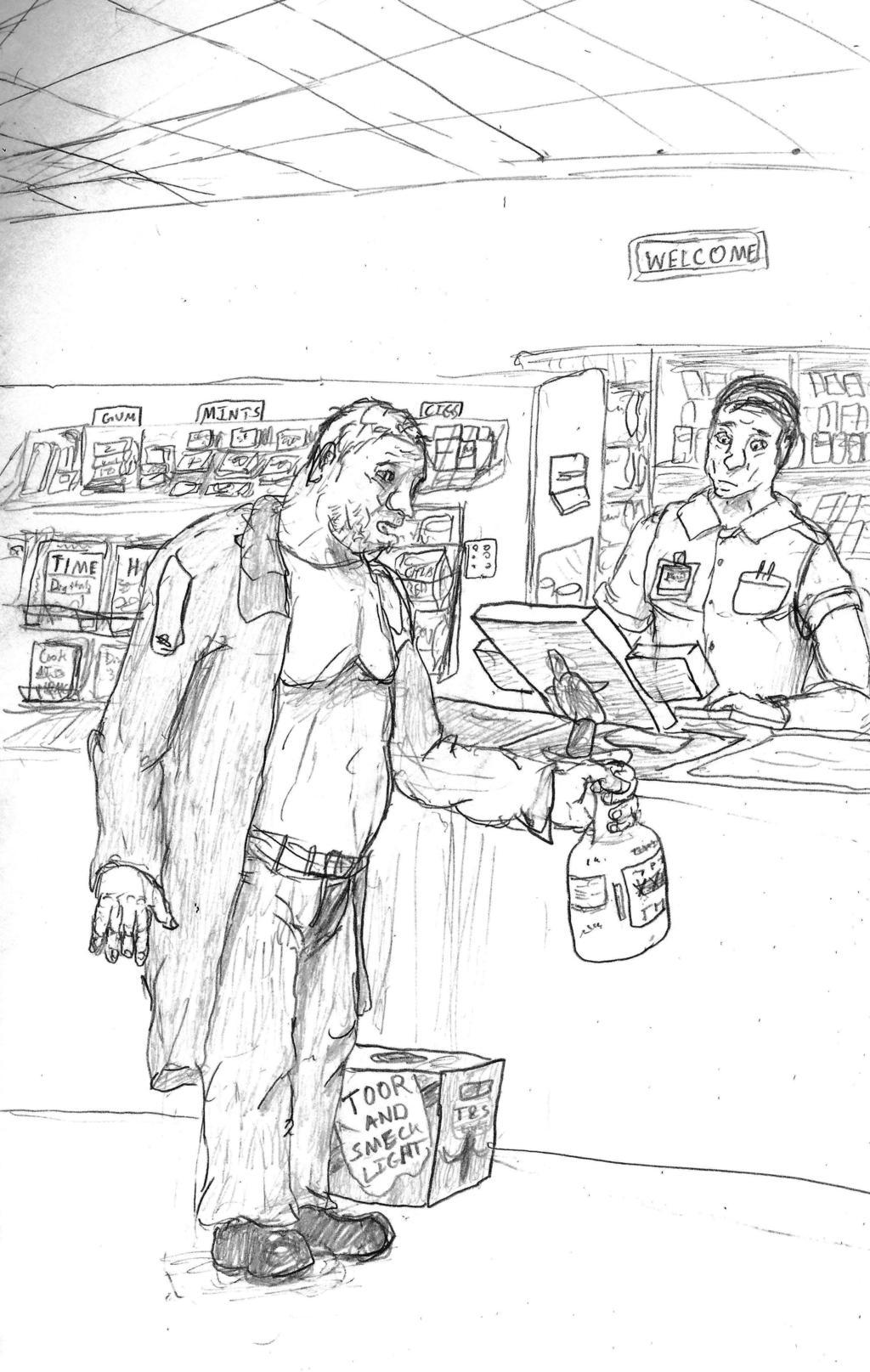 Liquor in the Store