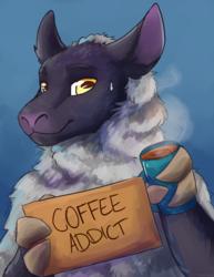 Coffee Addict by Meroaw