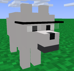 fidok9 wolf form