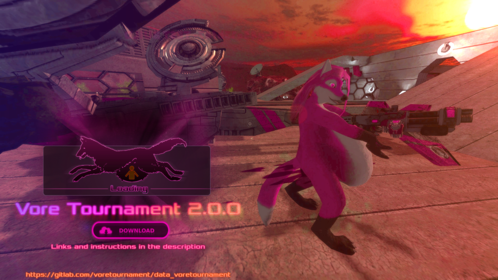 Most recent image: Vore Tournament 2.0.0 - Download your copy now!