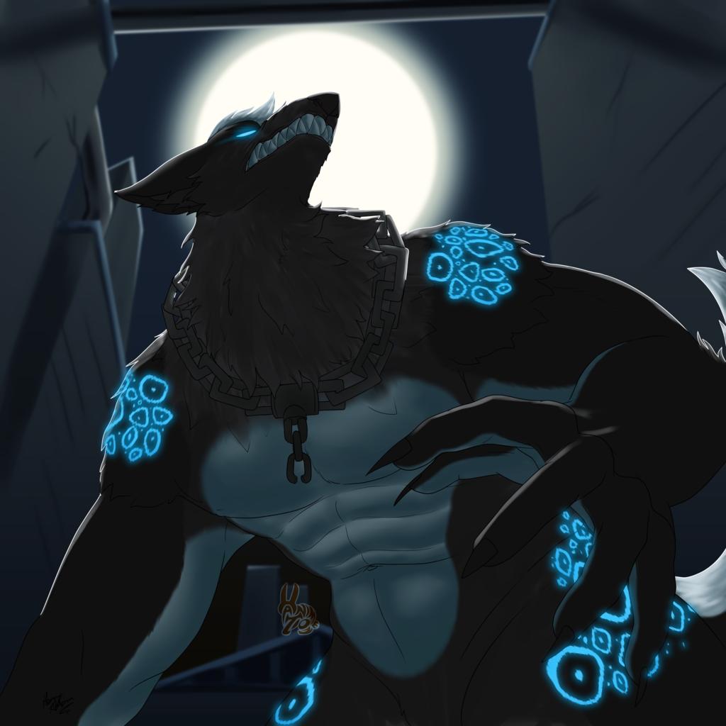 Burnt Commission - Blue Moon