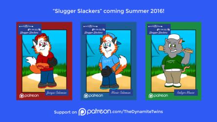 Slugger Slackers Patreon Preview #2