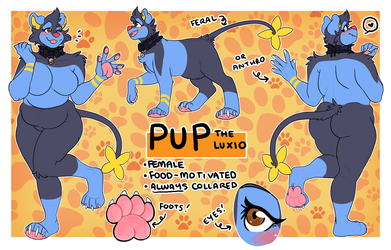 Pup Reference 2019 - SFW