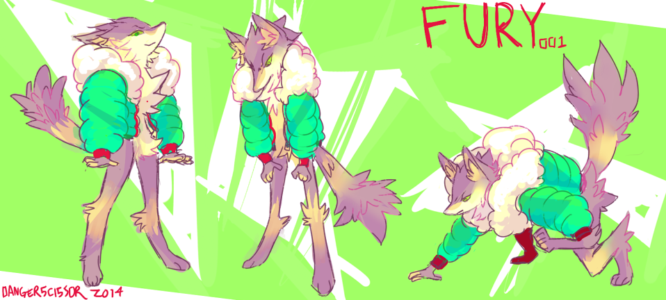 Most recent image: FURY 001 [closed adopt]