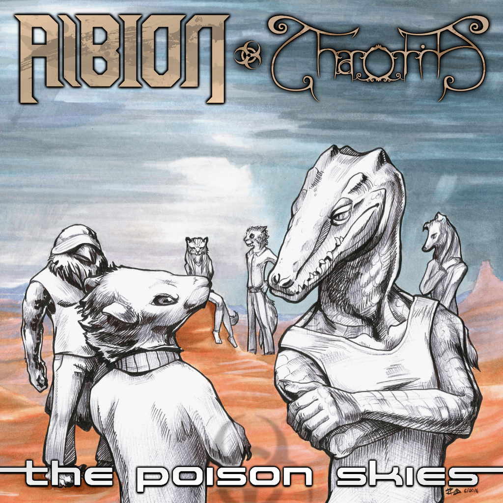 THE POISON SKIES - OUT NOW!