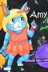 Amy's Megaplex Badge (July 2017)