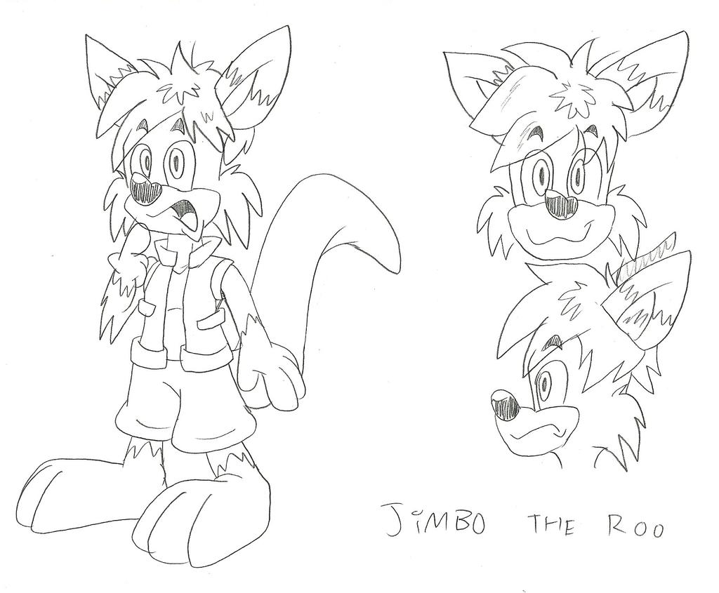 Jimbo the Roo