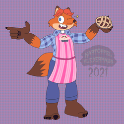 Gideon Gray, Fox of Pies