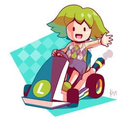 Lime Kart