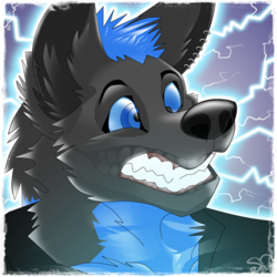 Bust Icon for Zed Wolfie!