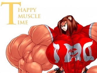 Happy MusclePrrf Time