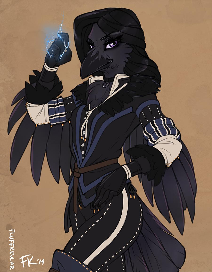 Raven Yennefer