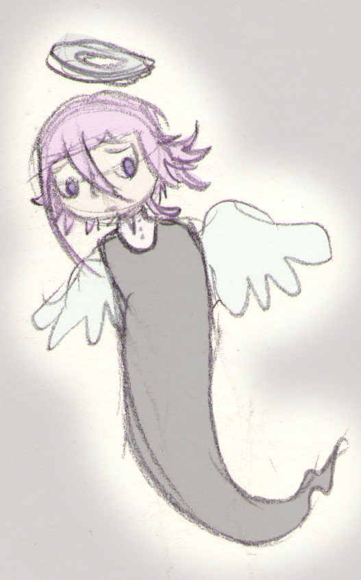 Ghost Angel Crona