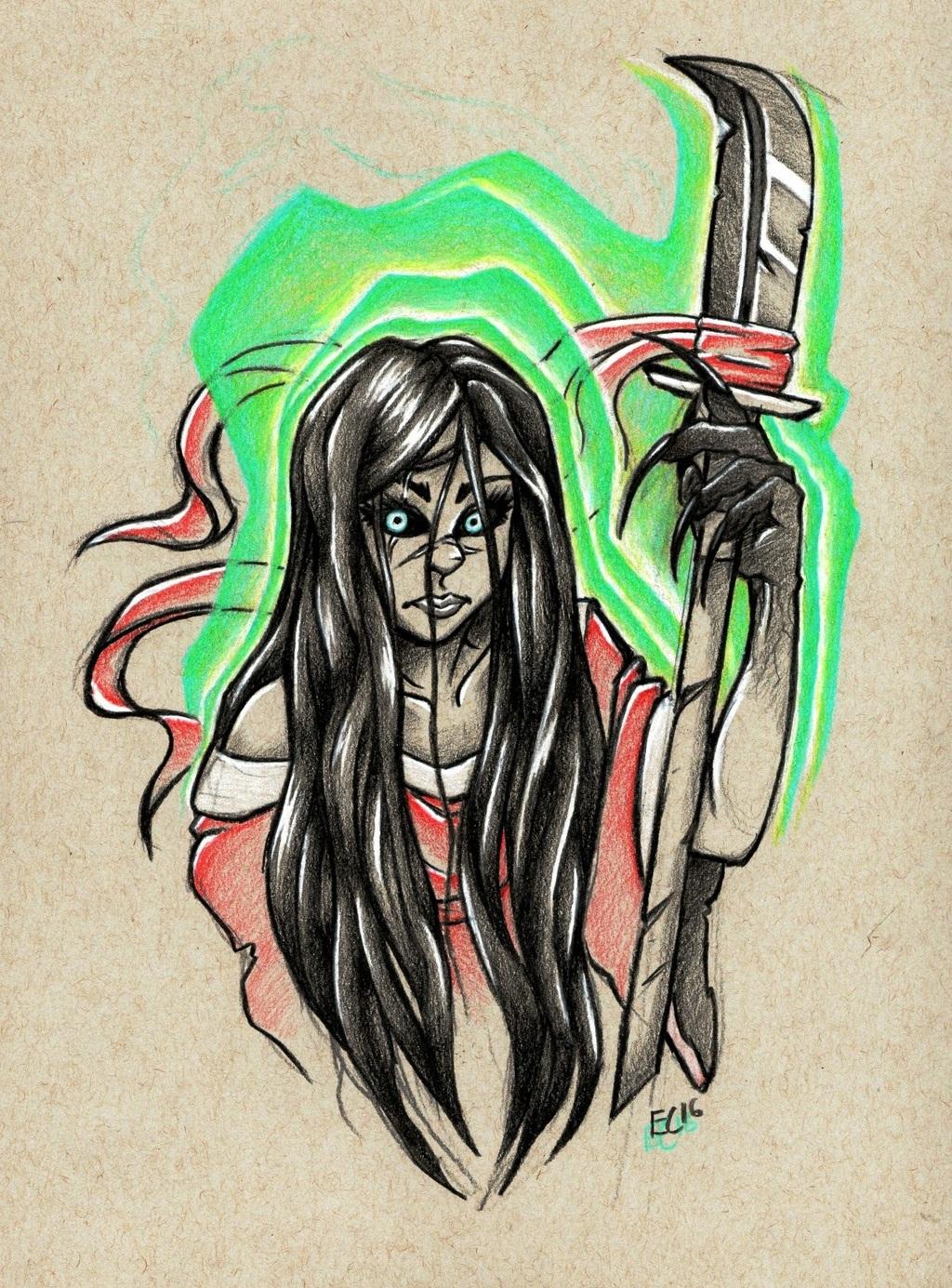 Most recent image: Hisako - Killer Instinct