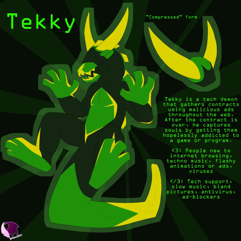 Tekky the Tech Demon