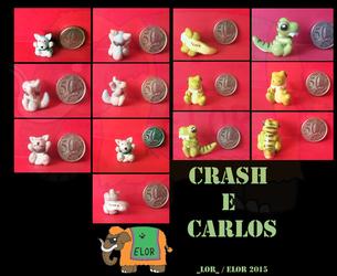 Crash e Carlos