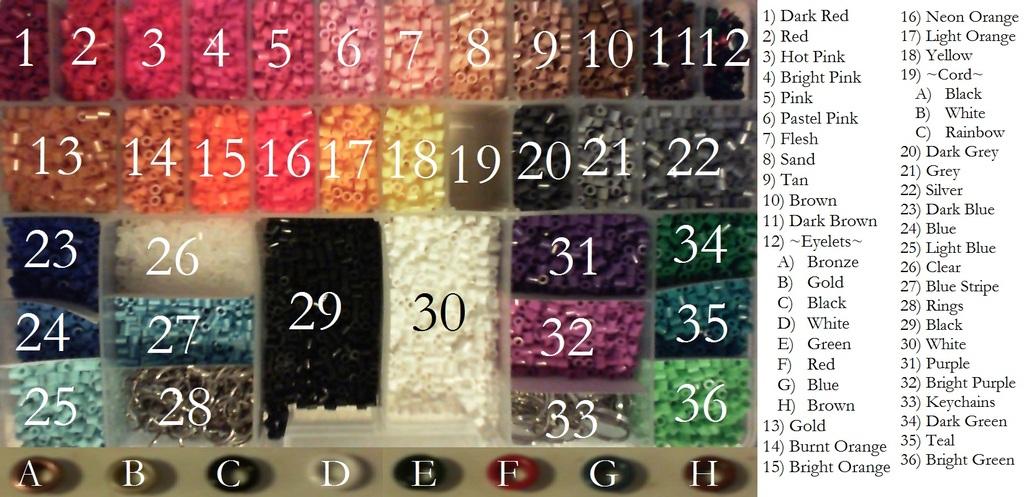 Wearable Pixel Art - Order Form