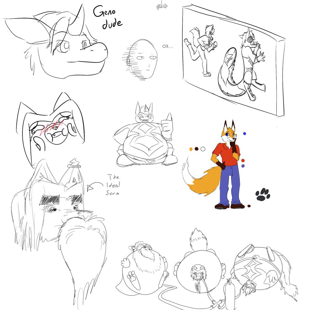 Doodles [4/14/16]
