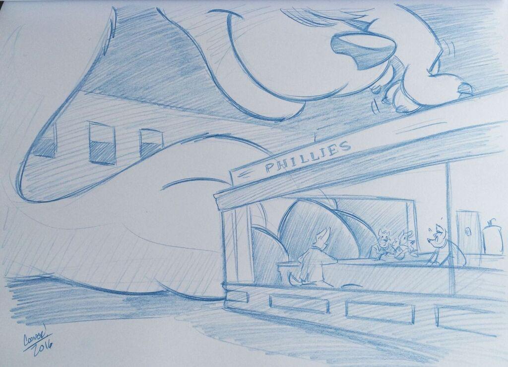 Nighthawks' next customer -- by cooner