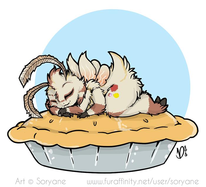 Jello's Pie