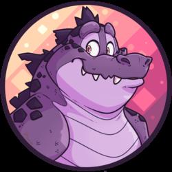 Taro Gator