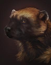 Portrait by Mondeis