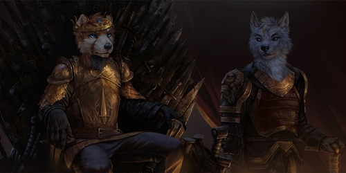 Of ice and fire