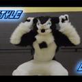 """[Dance] """"Gold"""" Sergal Fursuit Freestyle"""