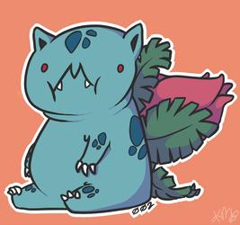Ivysaur's a chump