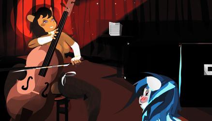 Octavia's private concert