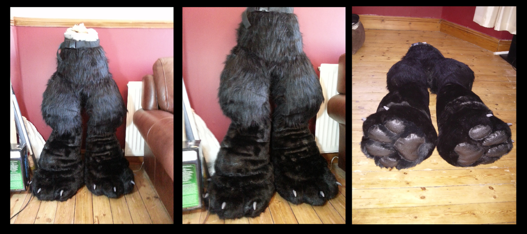Blackout Stompy Legs