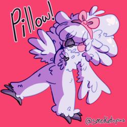 Artfight - Pillow!