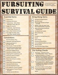 Personal - Fursuiting Survival Guide