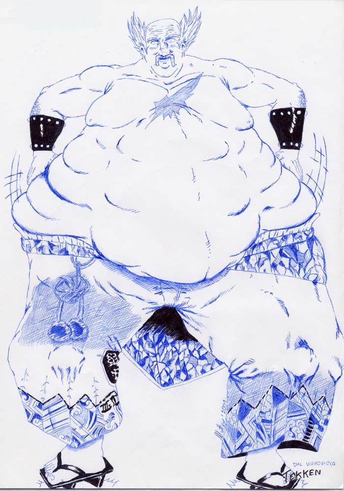 Sumo Heihachi