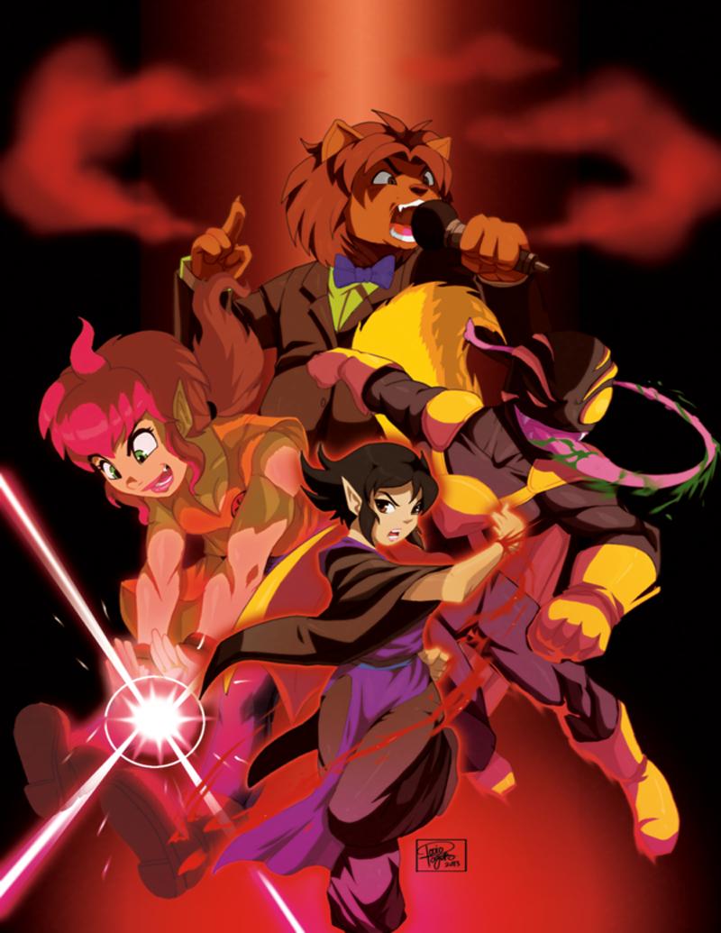 Most recent image: UCF Crossover Super Kid Warriors