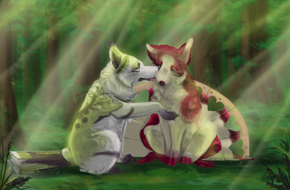 Forest  Grooming