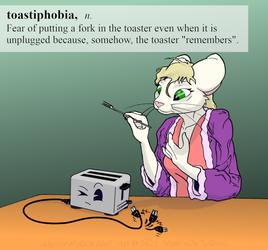 Toastiphobia