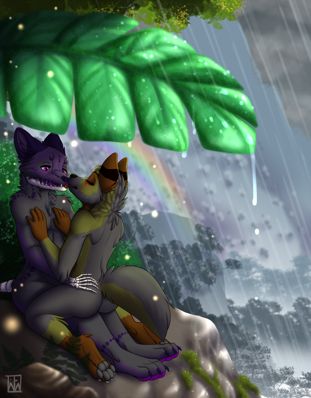 [YCH] High and Dry