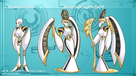 Robo Toys: Archangel
