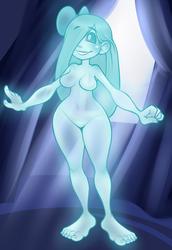 """I've got legs!"" (Transparent Version)"