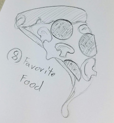 8) Favorite Food