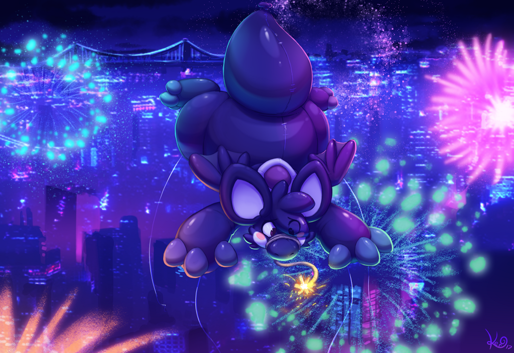 Most recent image: Bliss the firework - [C]