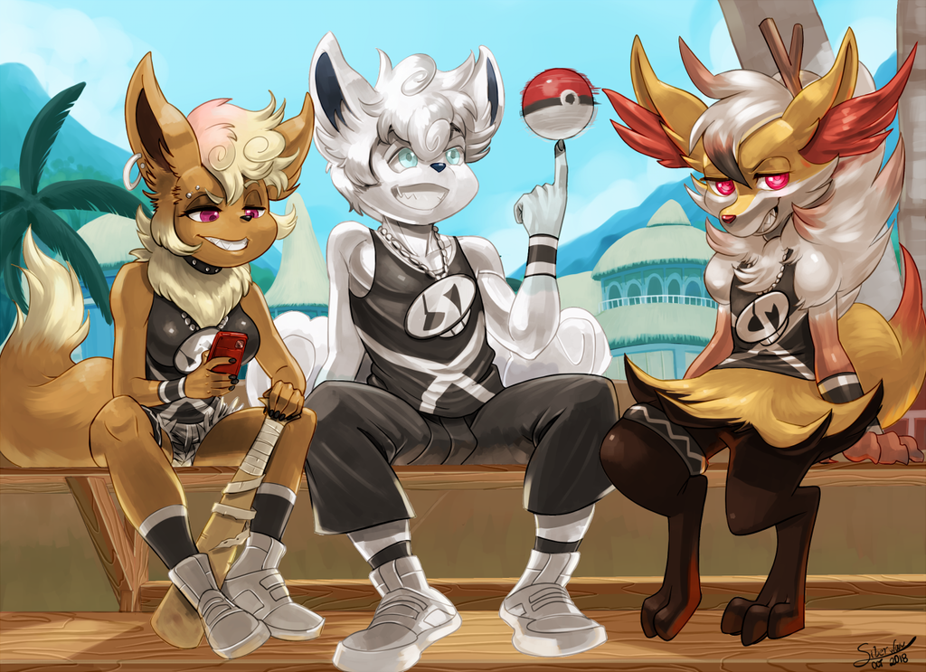 Team S_Cool - Unmasked version