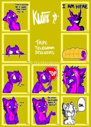 TR Telegram Stickers